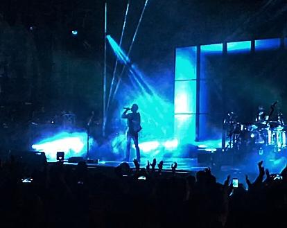 Muse September 20, 2017 USANA Amphitheater - Utah Concert Review