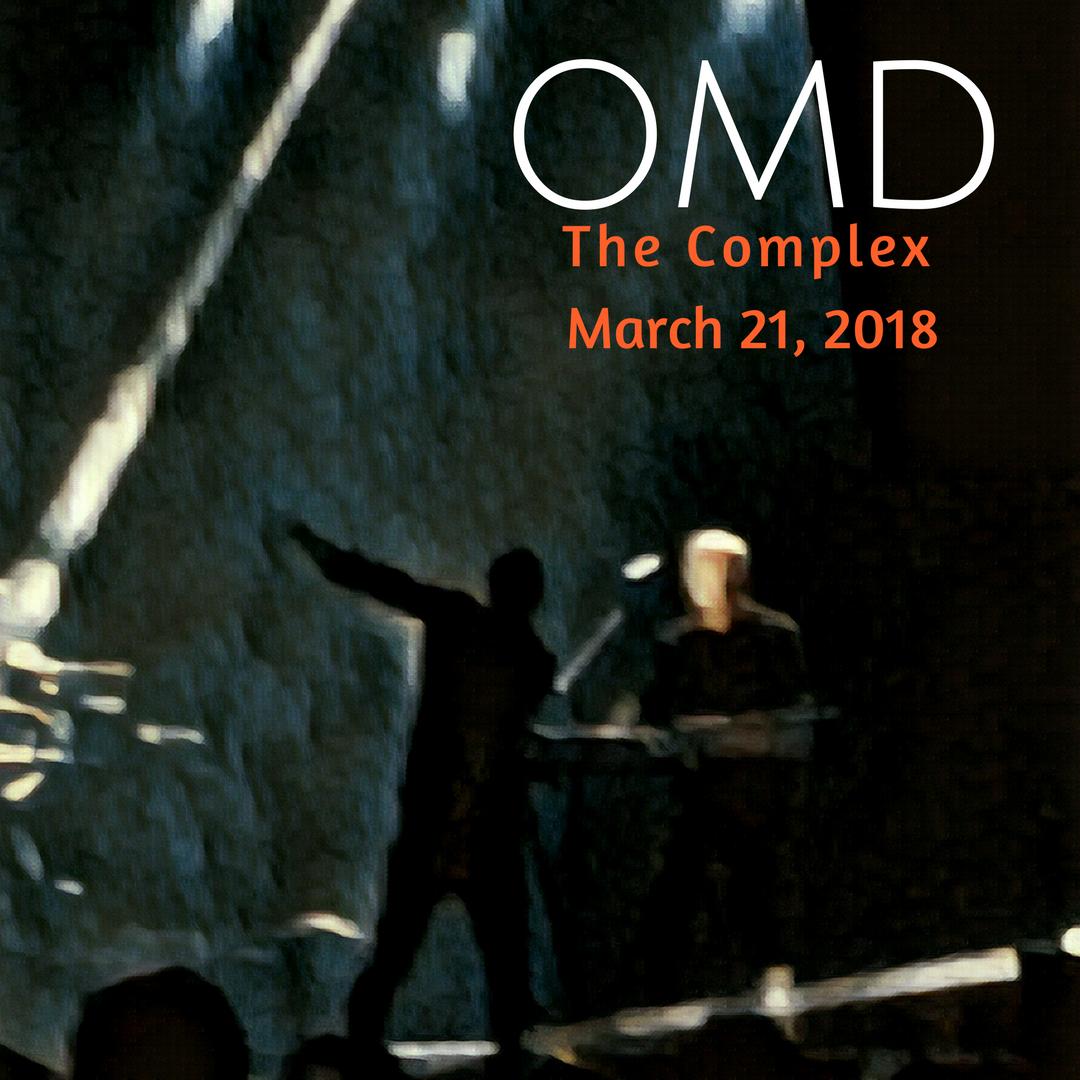 Omd Utah Tour