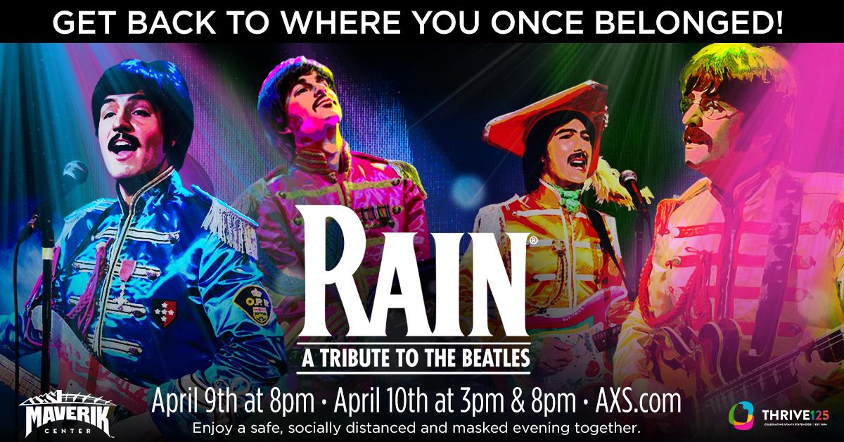 RAIN- Beatles Tribute
